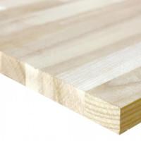 Мебельный щит из сосны (Срощенный) 40мм