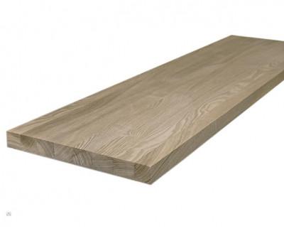Мебельный щит из дуба (Цельный) 25мм