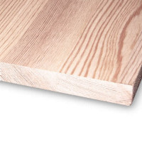 Мебельный щит из лиственницы (Срощенный) 40мм