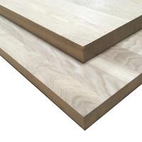 Мебельный щит из ясеня (Цельный) 20мм