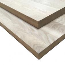 Мебельный щит из ясеня (Цельный) 40мм