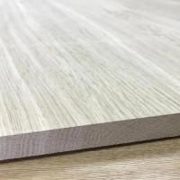 Мебельный щит из ясеня (Цельный) 25мм