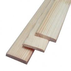 Раскладка из лиственницы 25мм